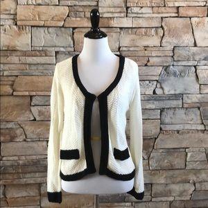 Charlotte Russe knit cardigan